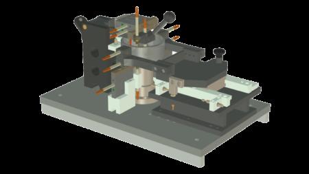 Fot.1. Przyrząd I – model 3D